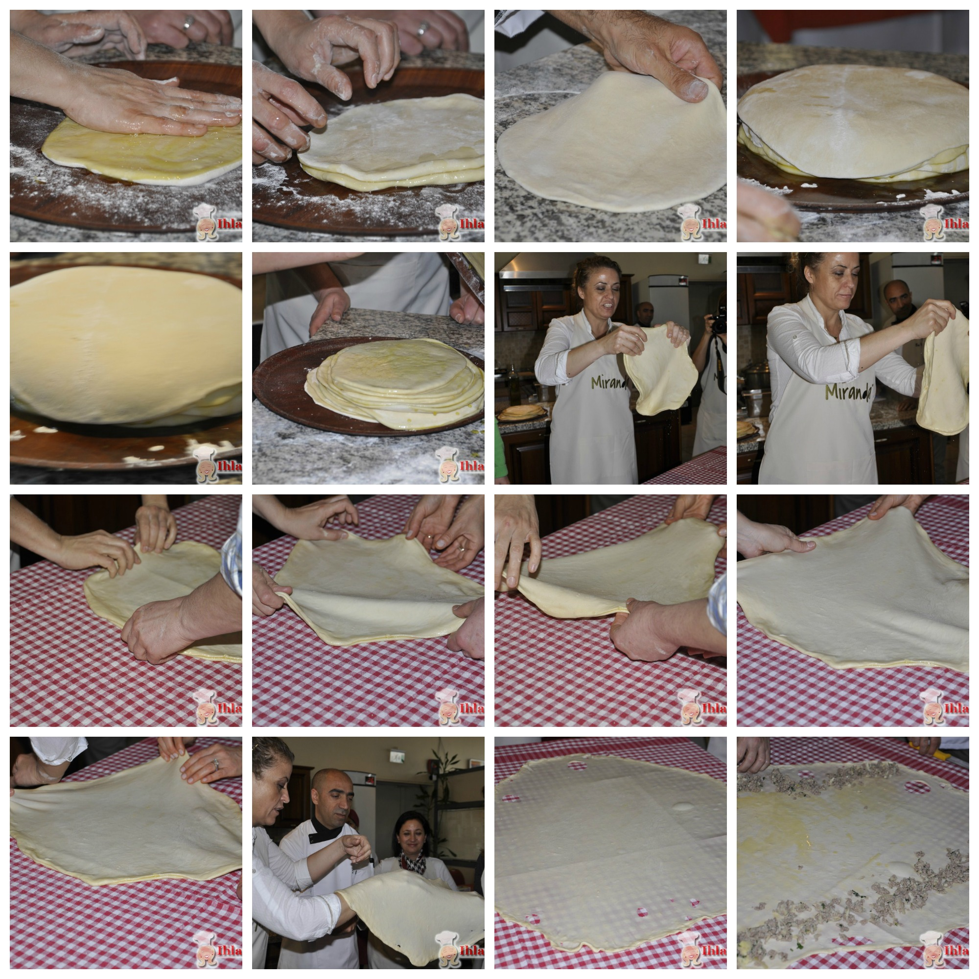 Kıymalı Çarşaf Böreği Tarifi Videosu