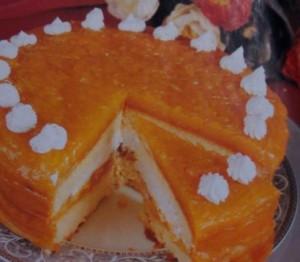 Balkabaklı Pasta Nasıl Yapılır