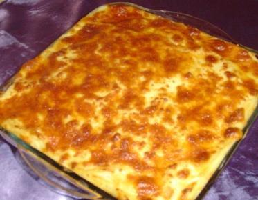 Fırında Peynirli Makarna, Fırında Peynirli Makarna fotosu resmi