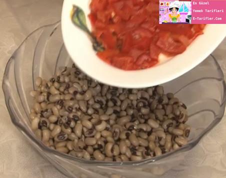 Kuru börülce salatası1