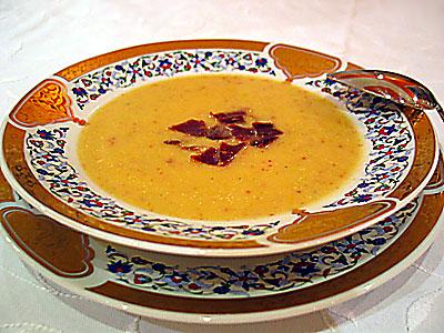 Sebzeli Krema Çorba
