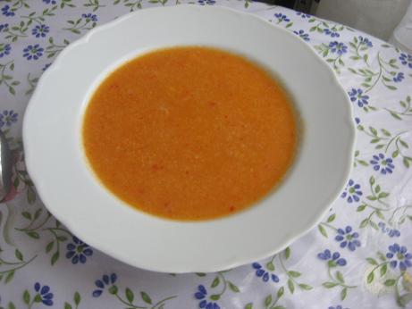 Börülceli Tarhana Çorbası