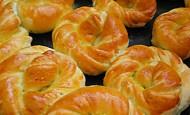 Cevizli Burma Çörek  Tarifi