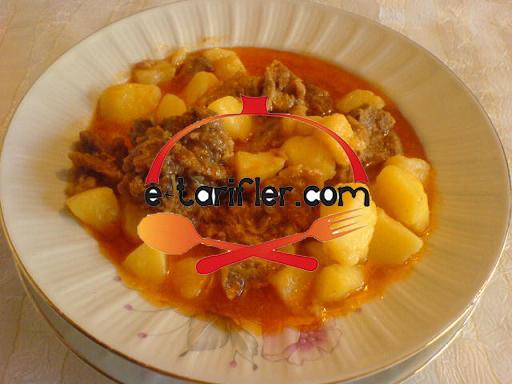 Etli Patates Tarifi