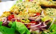Fırında Sebzeli Balık  Tarifi