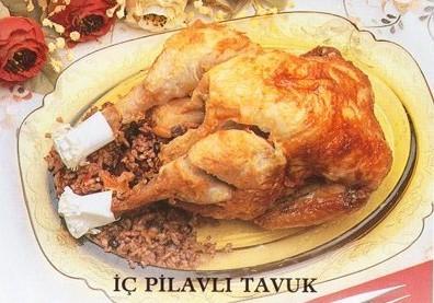İç Pilavlı Tavuk, İç Pilavlı Tavuk Resmi fotosu