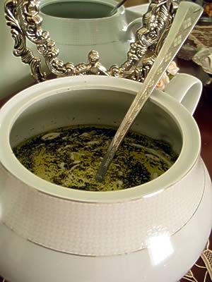 Köfteli Çorba (Yoğurtlu)