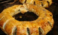 Kuzu Etli Çıtlatılmış Börek Tarifi