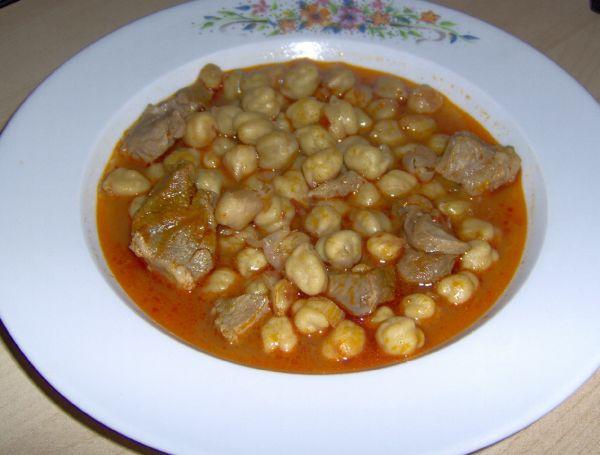 Etli Nohut Tarifi et yemekleri tarifleri Sulu Yemekler Sebzeli