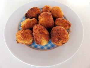 Patates Köftesi Tarifi resmi fotosu