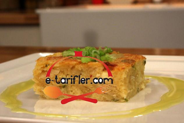 Peynirli Sufle Tarifi