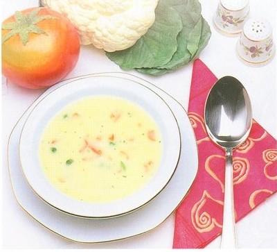 Sebze Çorbası, Sebze Çorbası Fotosu resmi