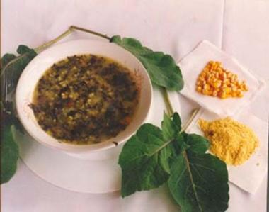 Sebzeli Karalahana Çorba