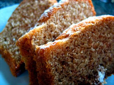 Tarçınlı-Karanfilli Kek