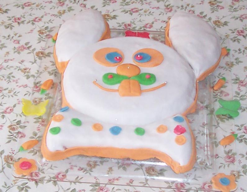 Tavşan Pasta