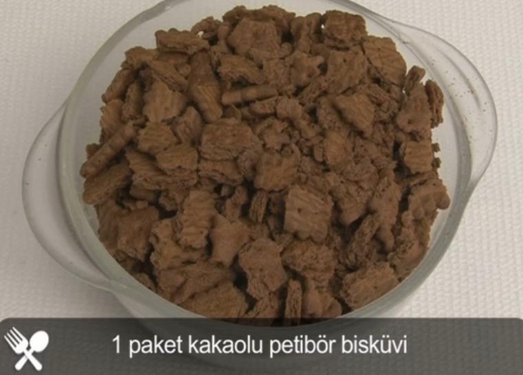 Çikolatalı Parfe Tarifi 5