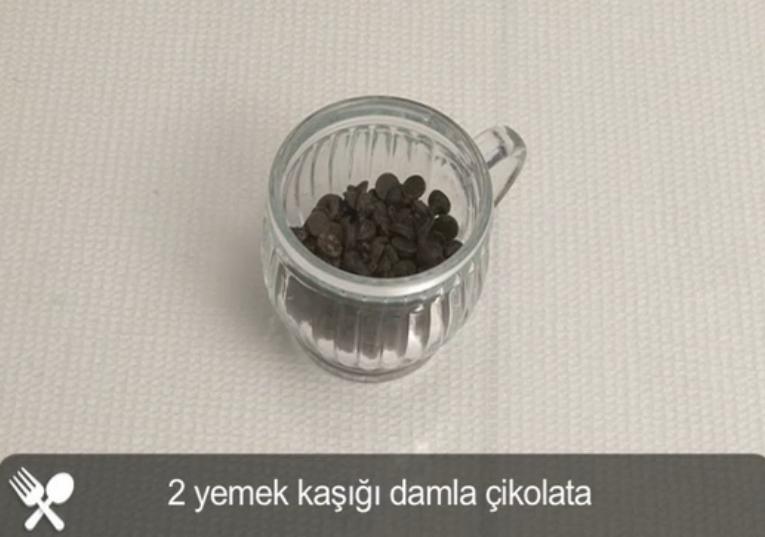 Çikolatalı Parfe Tarifi 8