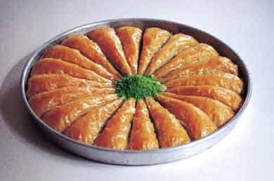 Osmanlı Baklavası Tarifi