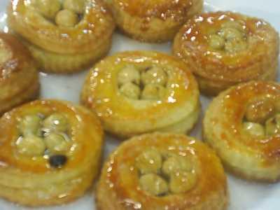 Cevizli veya fıstıklı bülbül yuvası tatlısı tarifi