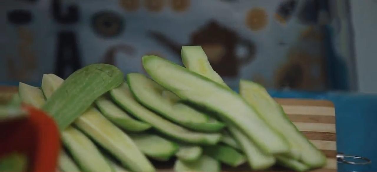 Amasya Yöresel Yemeği: Kabak Kabuğu Pilavı Tarifi 2