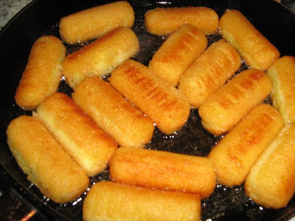 Patates Kroket , Patates Kroket