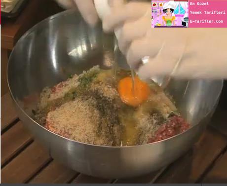 Rulo köfte nasıl hazırlanır1