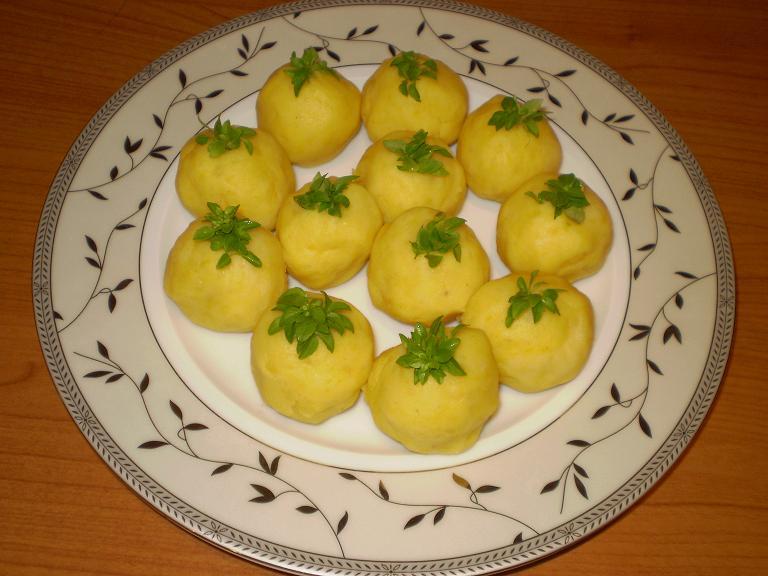 Top Patates  Tarifi