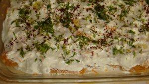 Yoğurtlu Etimek Salatası, Yoğurtlu Etimek Salatası Fotosu resmi
