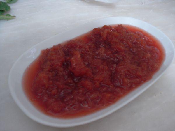 ayva marmelatı