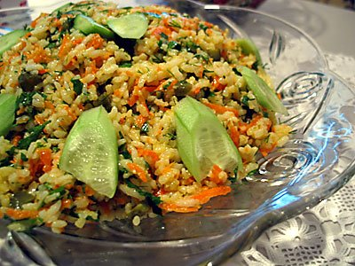 Basit Salata