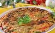Ciğerli Omlet Tarifi
