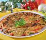 Ciğerli Omlet