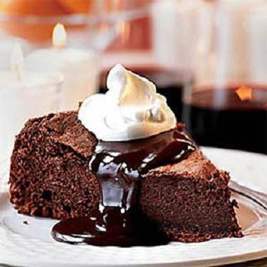 Çikolatalı Pudingli Kek Tarifi