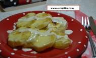 Graten Patates  Tarifi
