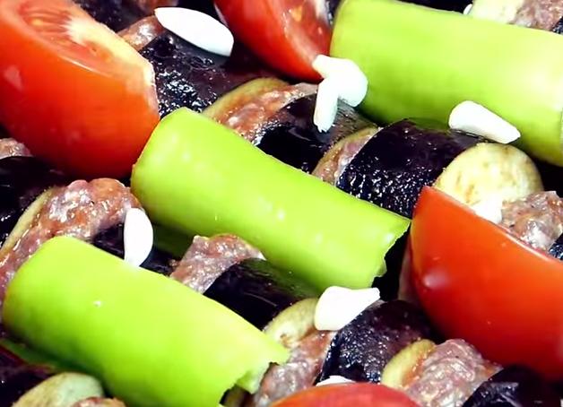 kebab22 Patlıcan Kebabı (fırında) Tarifi