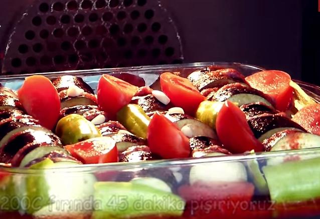 kebab30 Patlıcan Kebabı (fırında) Tarifi