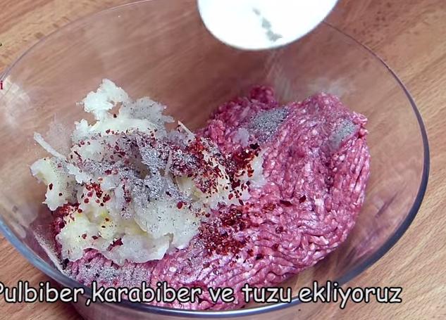 kebab6 Patlıcan Kebabı (fırında) Tarifi