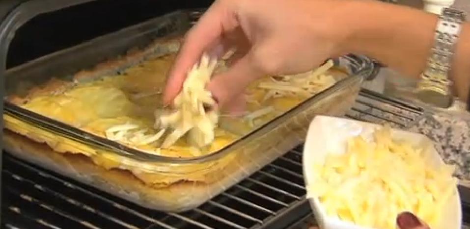 patates graten kaşar peynir