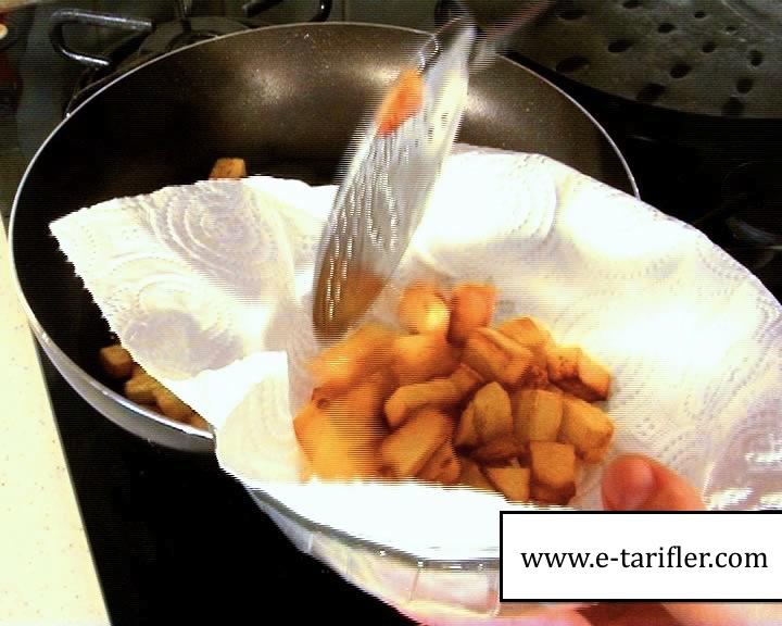 Patatesli Omlet Tarifi 11