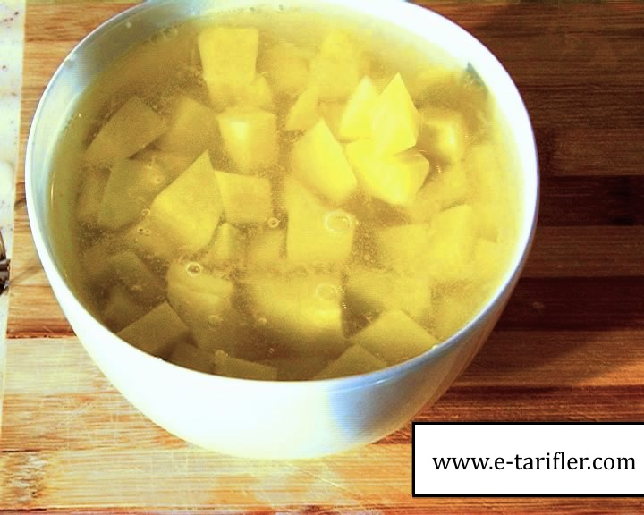 Patatesli Omlet Tarifi 3