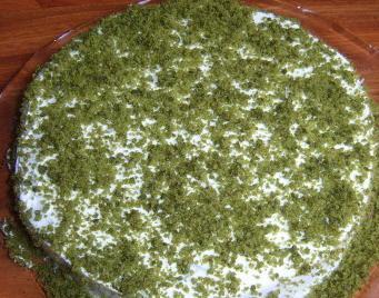 Vanilyalı Pasta Tarifi