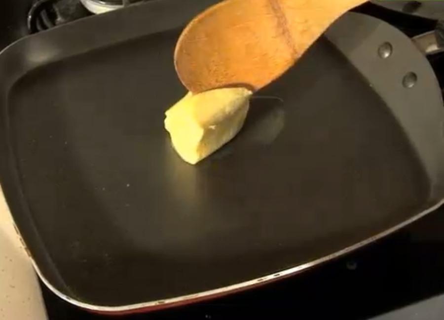 yağlı omlet