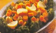Zeytinyağlı Sebze Sote Tarifi
