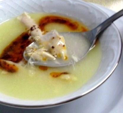 Beyin Çorbası (Sebzeli)