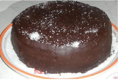 Çikolatalı Doğum Günü Pastası Tarifi
