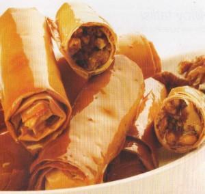Ballı Börek yapımı tarifi malzemeleri