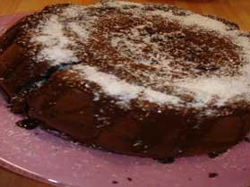 Sürprizli kremalı kek Tarifi