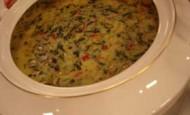 Kereviz yaprağı çorbası Tarifi