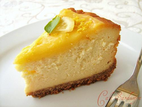 Limonlu cheese kek Tarifi