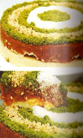 balkabaklı pasta tarifi resmi fotosu
